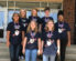 2nd Place at the Fayette County Interscholastic Reading Competition  first row left to right: Emma Young, Hannah Young  second row: Teilea Toaisi, Amya Nelson third row: Mrs. Kimberly Bizik -Coach, Damien Dillard, Alex Clark